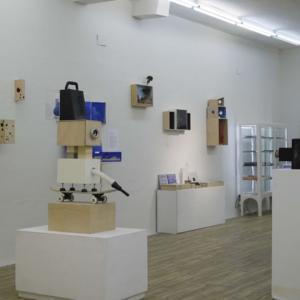Un aspecto de la exposición