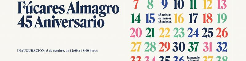 CONTRA VIENTO Y MAREA 45 Aniversario de la Galería Fúcares