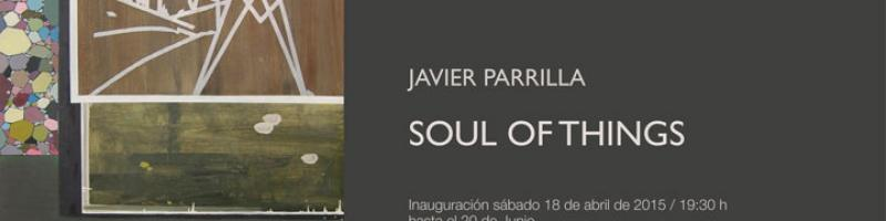 Javier Parrilla - Soul of Things