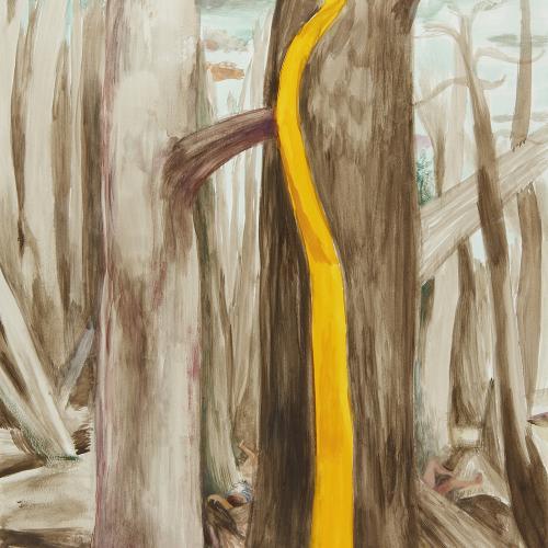 Gran Bosque I 65x50