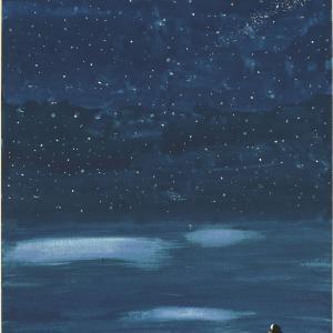 GH Buceando la noche 42x29