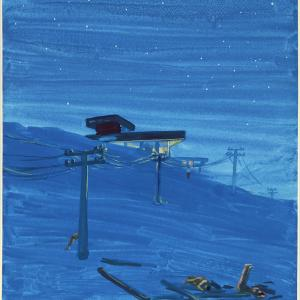 Estacion esqui 42x29