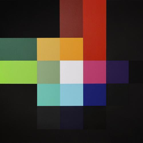 Beatriz Castela Spectrum II Técnica: Acrílico sobre lienzo Medidas: 89 x 115 x 4 cm 2019