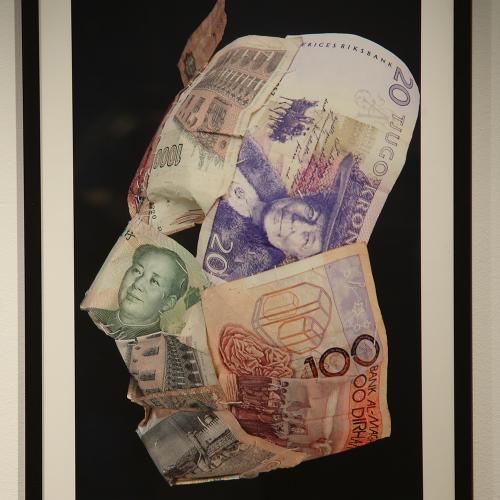 La cara I, 2015 Ultrachrome, Photo Rag 188 grs. Hahnemühle 72.5x50 cm. Ed. 1/10