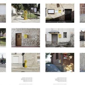 """Archivo Territorio, proyecto """"Geografía"""" (2016-18), Buzones, comarca: Cerrato, provincia: Palencia; Detalle"""