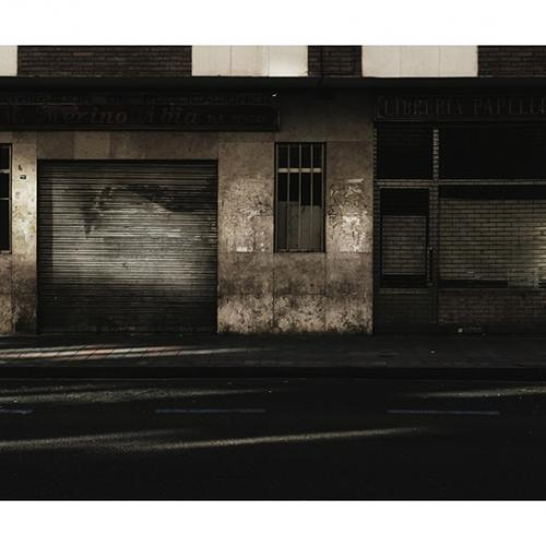 """Proyecto Capital City"""" (2014); S/T, 60x99 cms (2014)"""