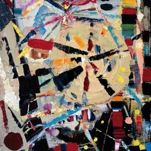 Composición, Oil on table 29 x 40 cm 2014