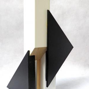 Madera policromada, 25x15x13 cm, 2016